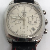 TAG Heuer Monza CR2114-0 Very good Steel 38mm Automatic