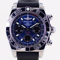 Breitling Chronomat 41 Stahl 41mm Blau Keine Ziffern Deutschland, Langenfeld