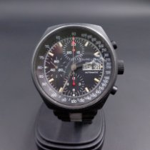 Favre-Leuba Steel 41mm Automatic pre-owned United States of America, Connecticut, Greenwich