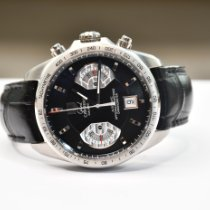 TAG Heuer Steel 43mm Automatic CAV511A pre-owned
