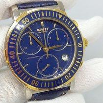 Cadet Chronostar pre-owned Quartz 38mm Blue Sapphire crystal 3 ATM