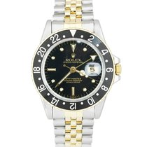 Rolex GMT-Master Very good Gold/Steel 40mm Automatic United States of America, New York, Massapequa Park