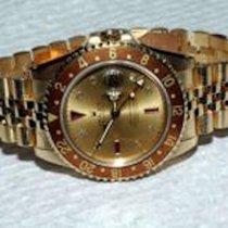 Rolex GMT-Master II Red gold 40mm Black No numerals Finland, Vantaa