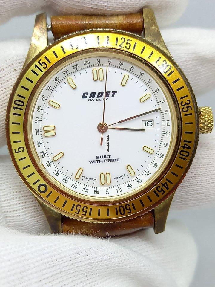 Cadet Chronostar 1051503017 1990 pre-owned