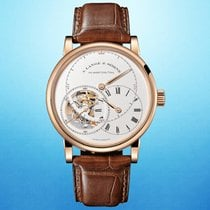 A. Lange & Söhne Rose gold 41.9mm Manual winding 760.032 new United States of America, New York, New York