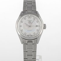 TAG Heuer Carrera Lady Acero 28mm Blanco España, Madrid