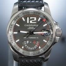 Chopard Titanium Automatic Black Arabic numerals 44mm pre-owned Mille Miglia