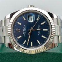 Rolex 126334 Stahl 2021 Datejust 41mm neu