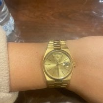 Rolex Day-Date Oysterquartz Yellow gold 36mm Gold