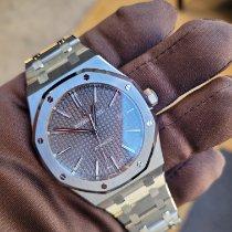 Audemars Piguet Royal Oak Selfwinding 15400ST.OO.1220ST.04 Ungetragen Stahl 41mm Automatik Schweiz, Geneve