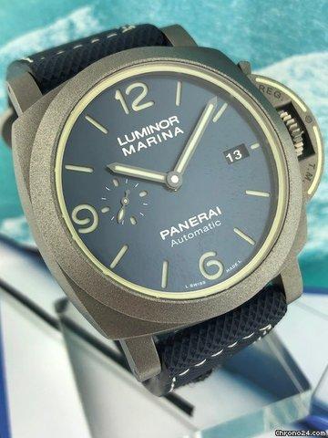 Panerai Luminor Marina PAM 01117 подержанные