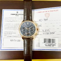 Frederique Constant Manufacture FC-760DG4H9 Very good Rose gold 42mm Automatic