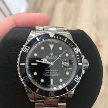Rolex Submariner Date Steel 40mm Black No numerals United States of America, Florida, West palm beach