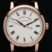 A. Lange & Söhne Rose gold 40.5mm Manual winding 232.032 pre-owned United States of America, California, Irvine
