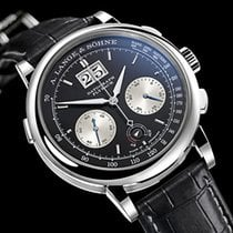 A. Lange & Söhne Platinum 41mm Manual winding 405.035 new United States of America, New York, New York