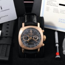 Panerai Rose gold Automatic FER00006 pre-owned