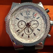 Breitling Bentley GMT Steel 49mm White No numerals United States of America, Florida, Naples