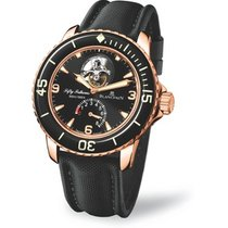 Blancpain Fifty Fathoms 5025-3630-52 Very good Rose gold Automatic United States of America, Florida, North Miami Beach