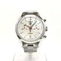TAG Heuer Carrera Calibre 17 Steel Mother of pearl United States of America, Florida, North Miami Beach