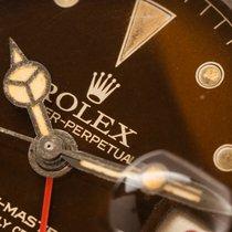 Rolex (ロレックス) GMT マスター ステンレス 40mm ブラウン 文字盤無し