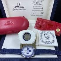 Omega Ocel 42mm Stříbrná