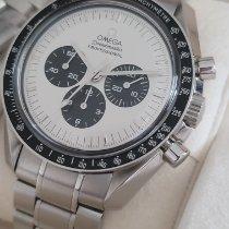 Omega Speedmaster Professional Moonwatch Steel Silver No numerals