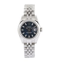 Rolex Lady-Datejust Steel 26mm Blue No numerals UAE, Dubai