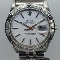 Rolex pre-owned Automatic 36mm White Sapphire crystal 10 ATM