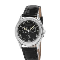 Patek Philippe White gold 37mm Automatic 5035G-01 pre-owned United States of America, New York, Hartsdale