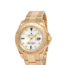 Rolex Yacht-Master Yellow gold 40mm Mother of pearl United States of America, New York, Hartsdale