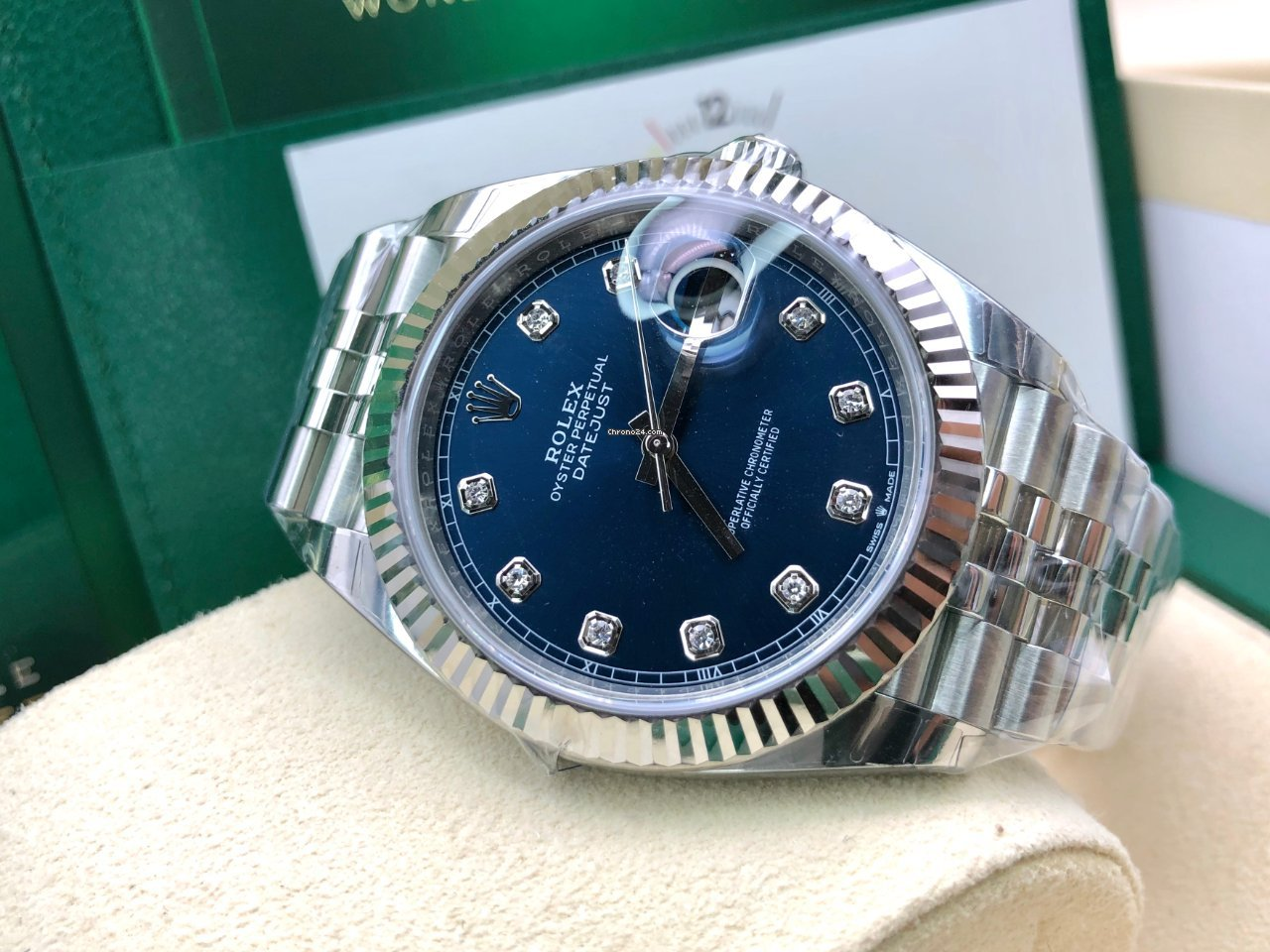Rolex (ロレックス) Datejust 126334G 2021 新品