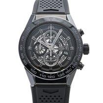 TAG Heuer Carrera Calibre HEUER 01 Ceramic 45mm Black