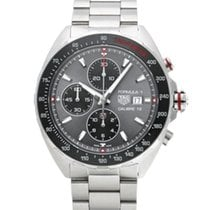TAG Heuer Formula 1 Calibre 16 Steel 44mm Grey