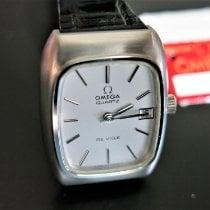 Omega De Ville neu 1978 Quarz Uhr mit Original-Box