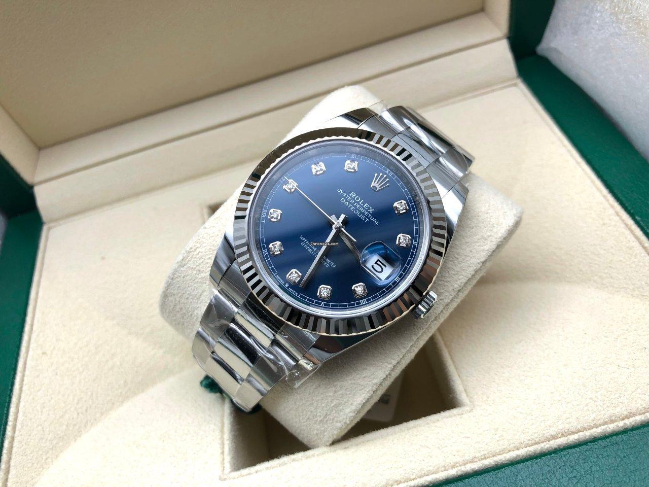 Rolex (ロレックス) Datejust 126334 2021 新品