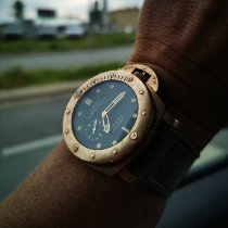 Panerai Special Editions PAM 00382 Very good Bronze Automatic