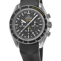 Omega Speedmaster HB-SIA Titanium 44.2mm No numerals United States of America, New York, Brooklyn