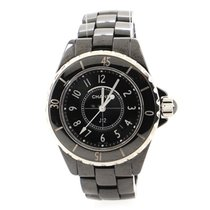 Chanel J12 Steel 33mm Black United States of America, New York, New York