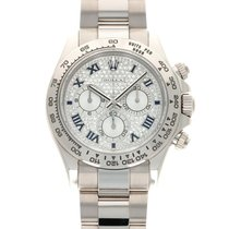 Rolex 116509 White gold 2003 Daytona 40mm pre-owned United States of America, California, Beverly Hills