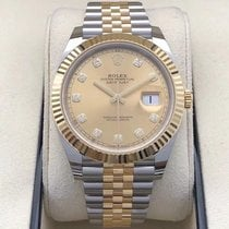 Rolex 126333G Yellow gold 2021 Datejust 41mm new
