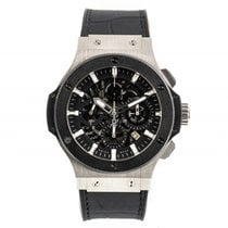 Hublot Big Bang Aero Bang Steel 44mm Transparent No numerals