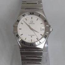 Omega Constellation Quartz Steel 33mm No numerals India, MUMBAI