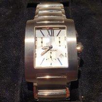 Montblanc Profile new 2010 Quartz Chronograph Watch with original box 7049