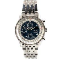 Breitling Montbrillant Olympus новые 2021 Автоподзавод Хронограф Часы с оригинальными документами и коробкой A19350