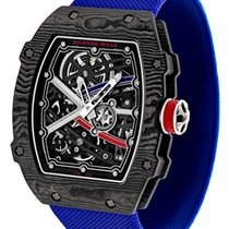 Richard Mille Carbon 38.7mm Automatic RM67-02 new United States of America, California, Newport Beach