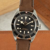 Tudor Black Bay Fifty-Eight Ocel 39mm Černá