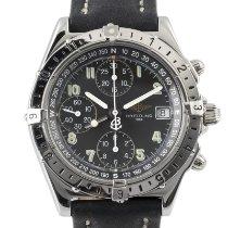Breitling Chronomat GMT Steel 39mm Black