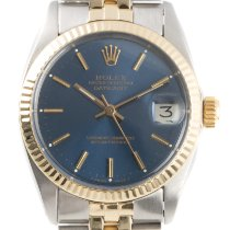 Rolex Lady-Datejust 6827 Sehr gut Gold/Stahl 31mm Automatik