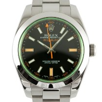 Rolex Milgauss Steel 40mm Black