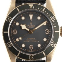 Tudor Black Bay Bronze Bronzo 43mm Nero